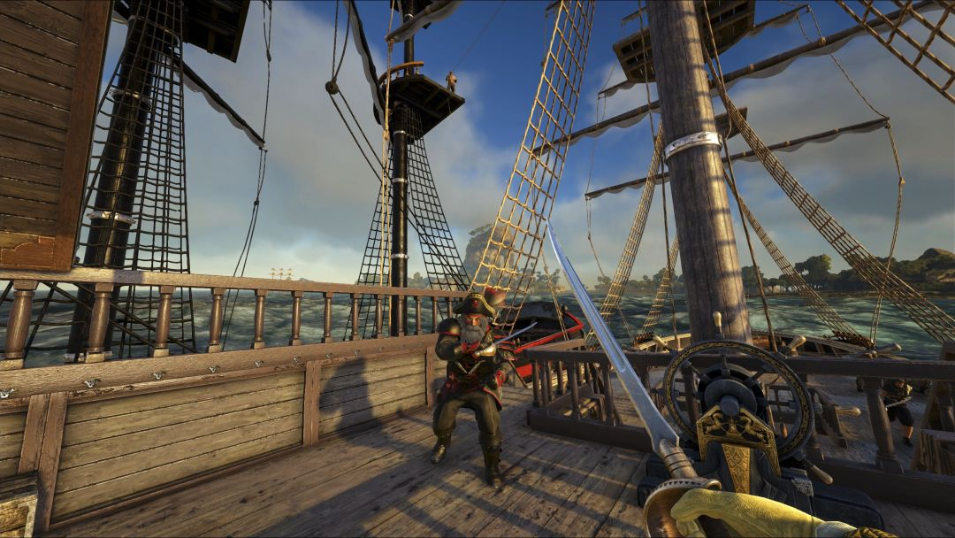 Atlas is a pirate MMO where players run the seas 4