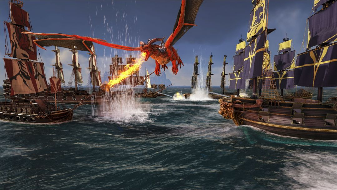 Atlas is a pirate MMO where players run the seas 7