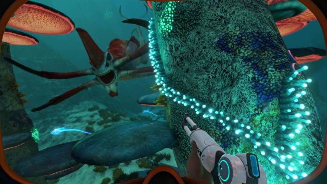 Subnautica giveaway on Epic Games Store 1