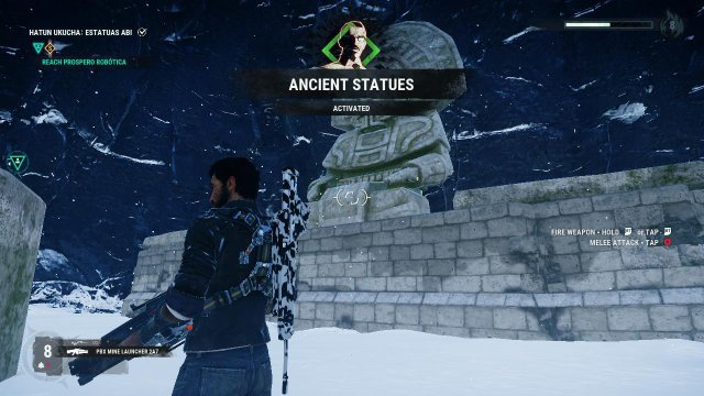 Ancient Statues - Just Cause 4 Wiki Guide 2