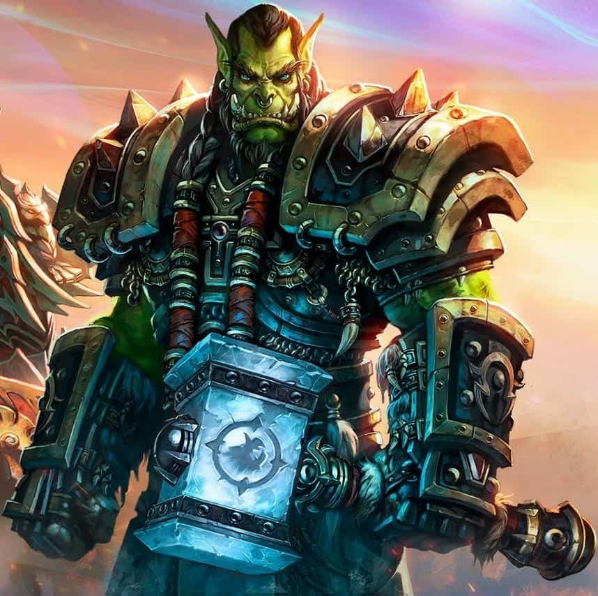 2 Minutes of Level 55 Shaman Alt (Warcraft) 1