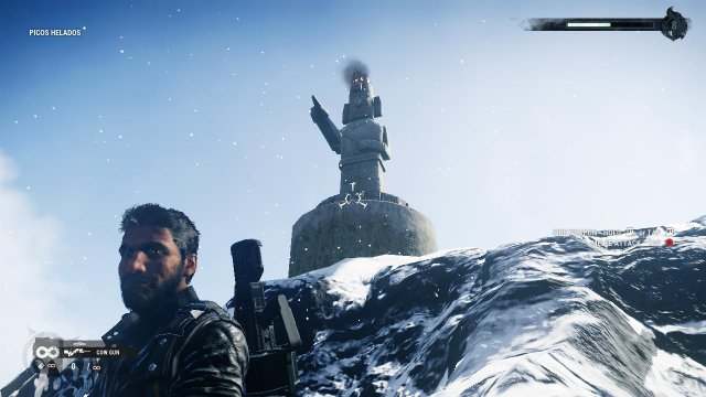 Ancient Statues - Just Cause 4 Wiki Guide 1