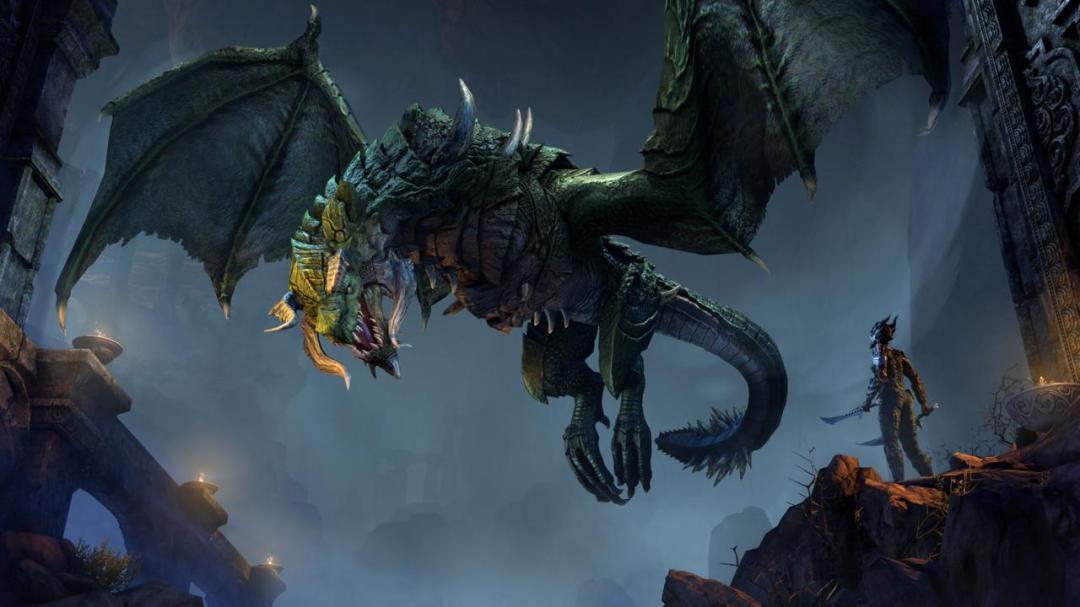 Elder Scrolls Online Reveals Season Of The Dragon, New Annual Event Showcasing Elsweyr 1