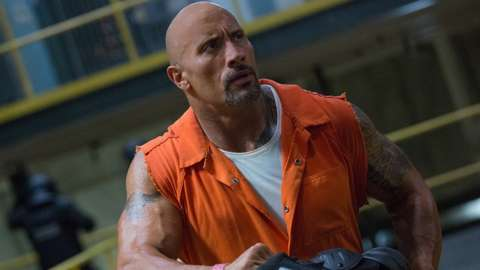 Fast & Furious Spin-Off Hobbs & Shaw: Idris Elba Gets Bad In Latest Image 1