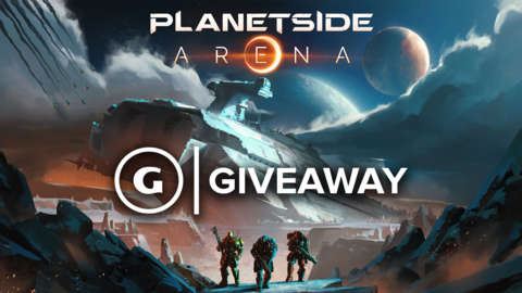Free PlanetSide Arena: Legendary Edition Codes Giveaway 1