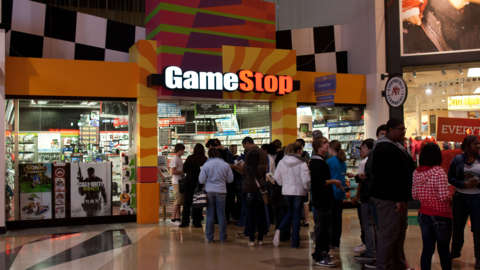 """GameStop Holiday Sales Were Down, But It's Not All Bad News Today 1"