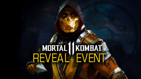 Mortal Kombat 11 Official Gameplay Reveal Event 1