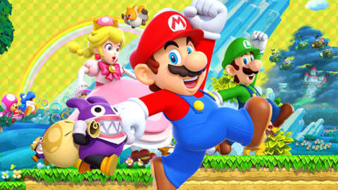 Top 10 UK Games Chart: New Super Mario Bros. U Deluxe Debuts At No.1 1