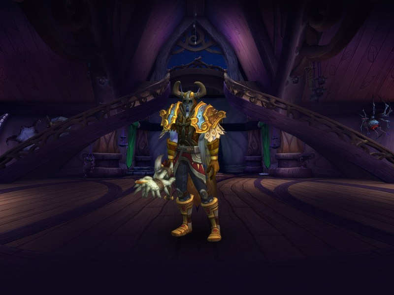 World of Warcraft: Home 5