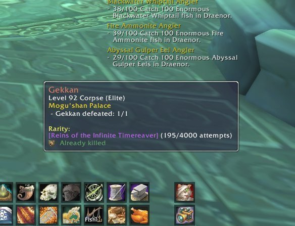 Seen this mother flipper drop once in 3 months (and closer to 400 attempts inclu... 2