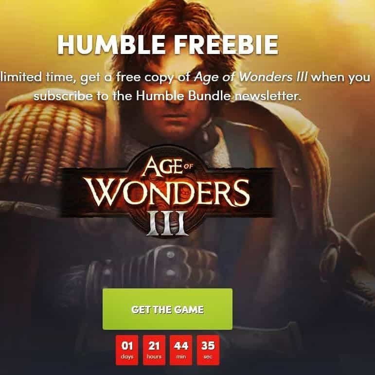 grab yourself this   for  Just goto 360fov.net/humble and sign up to the newsle...