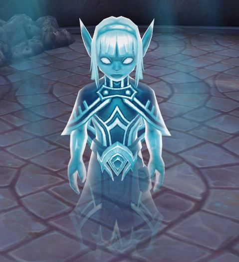 BBFA Quest in Patch 8.25 - Arylina's Moving Diary