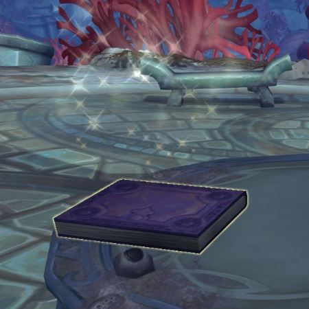 Where To Find Arylina's Diary in Nazjatar 22 World of Warcraft