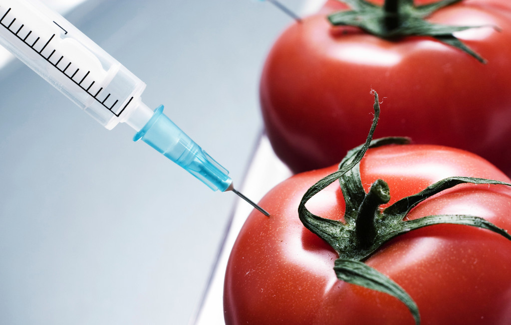 GMO labeling law