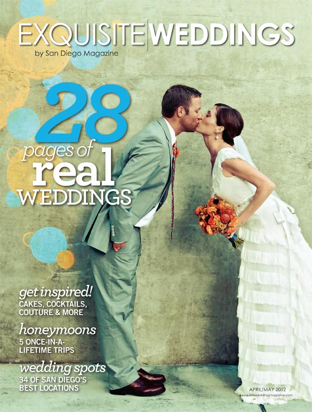 Place360 featured in Exquisite Wedding by San Diego Magazine