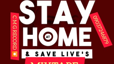 Photo of DJ Gben – Stay At Home (Save Lives) Mixtape