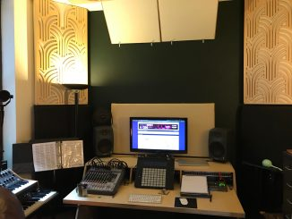 Recording in Your Home Recording Studio