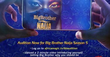 Bbnaija Audition