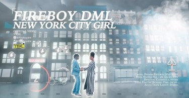 Fireboy DML New York City Girl