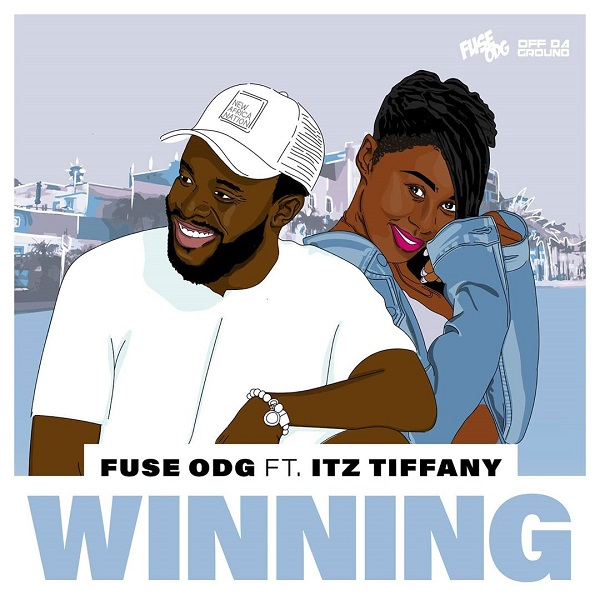 Download Fuse ODG ft. Itz Tiffany – Winning Mp3