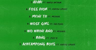 Download Bosom P Yung – Acheampong Boys EP Zip