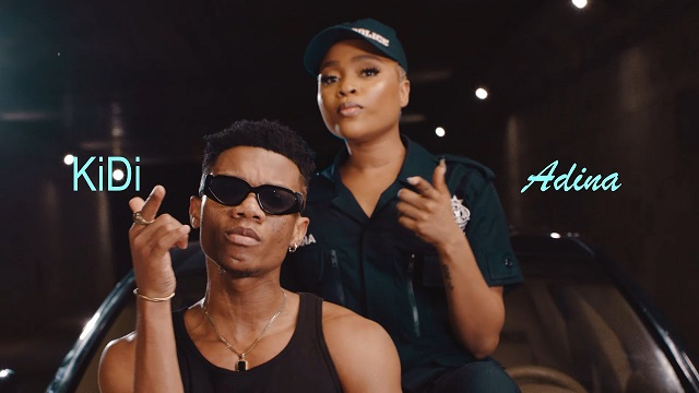 VIDEO: KiDi ft. Adina – One Man