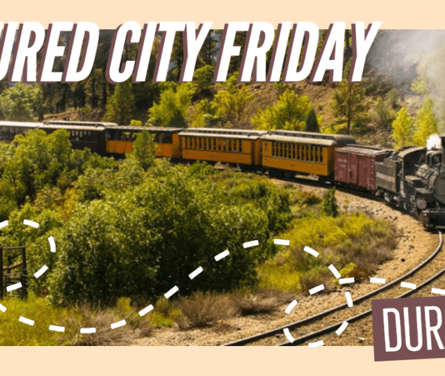 Durango CO Featured City Friday