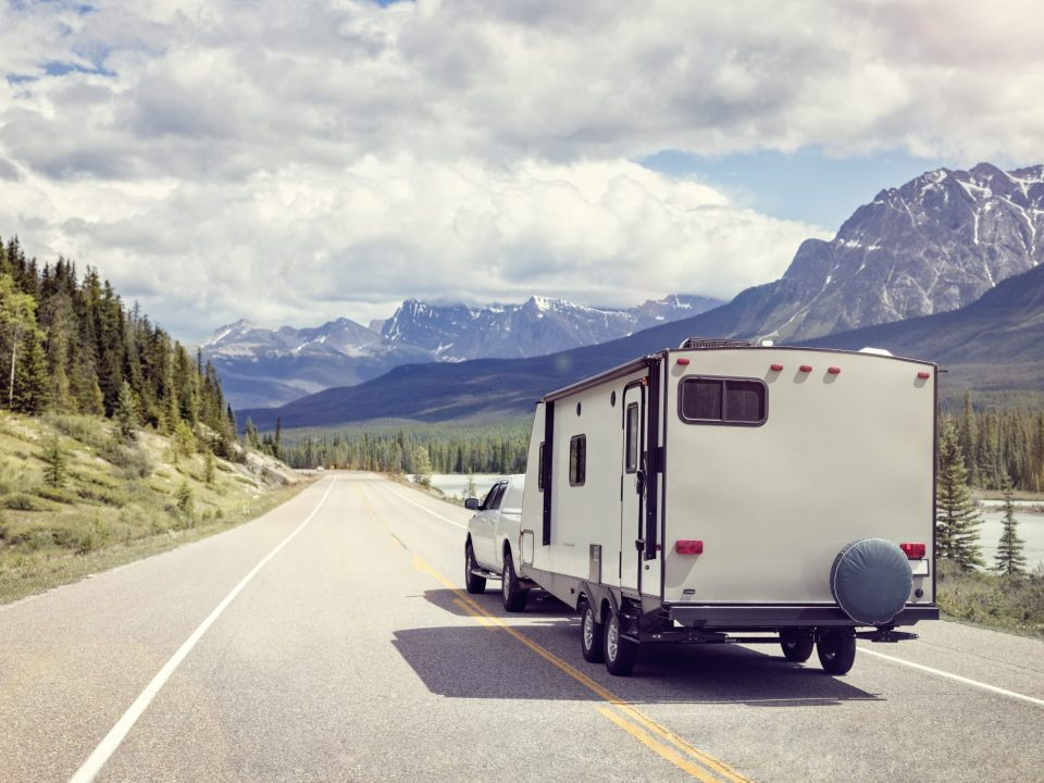Preparing your RV for road trips.