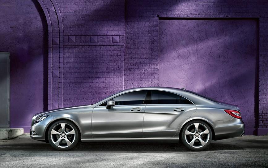 Rent A Mercedes CLS 350 360 Luxury Services