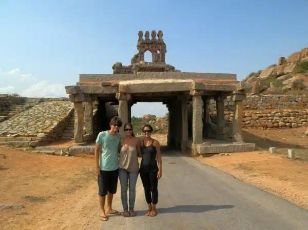 Ruinas de Hampi India