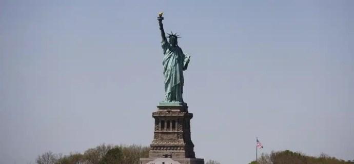 estátua da liberdade, estados unidos