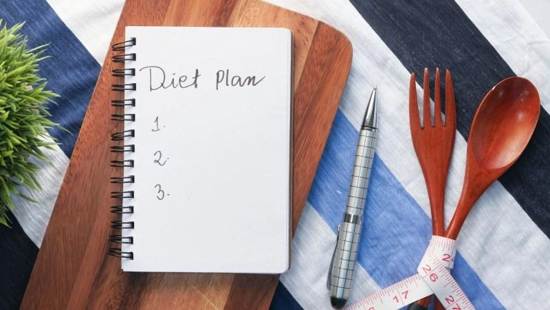 organic food diet weight loss plan
