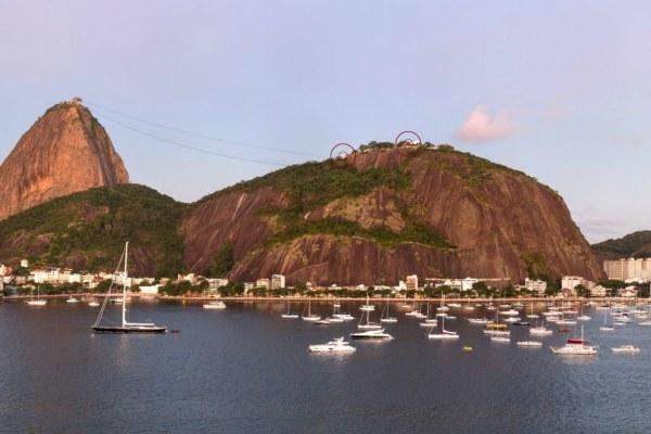 Enseada de Botafogo – Rio de Janeiro