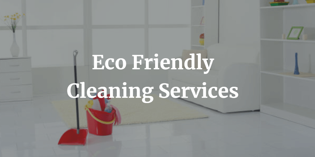 Eco Friendly Cleaning Service | Green Cleaning | 360