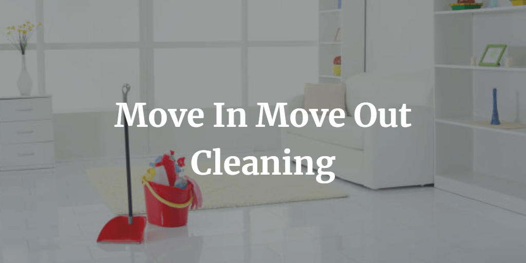 Move In Move Out Cleaning - 360 Precision Cleaning