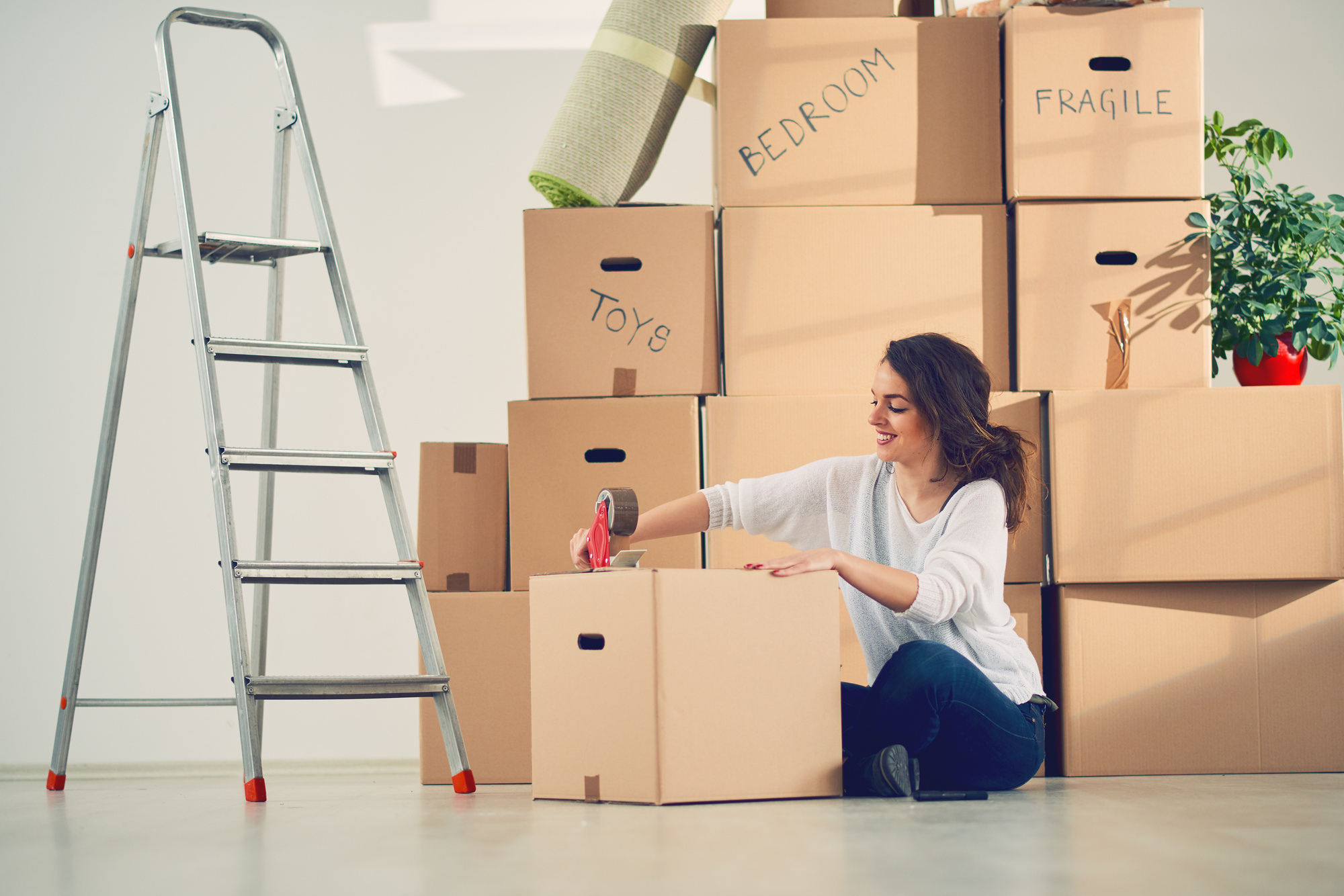 move out house cleaning