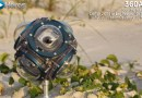 Introducing the 360Abyss: 7.5K Underwater 360 Video at a Depth of 1,000 Meters