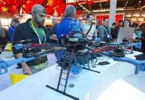 360 video drone