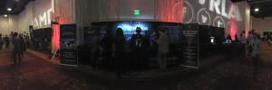 VRLA booth Pano