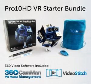 Pro10HD VR Starter Bundle Feature Image