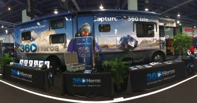 360Heros Booth 26417 at CES