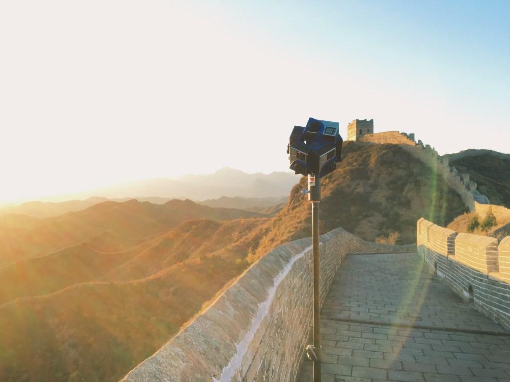 Pro7 at Great Wall