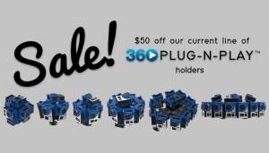360Plug-N-Play Sale