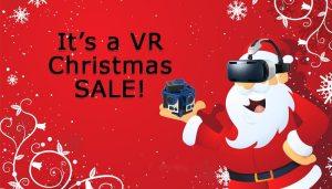 VR Christmas Sale