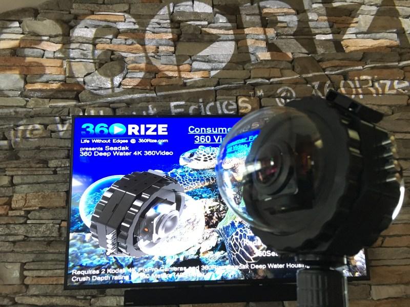 360SeaDAK at 360Rize