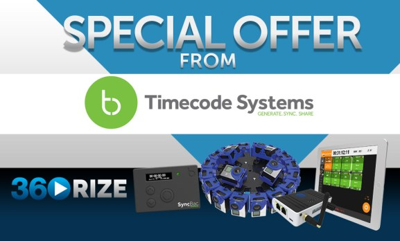 Time Code Systems Special Offer Cover
