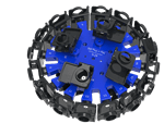 360RIZE 360Orb 360° Plug-n-Play Rig for YI4K/4K+