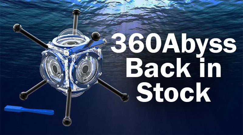 360Abyss Back in Stock
