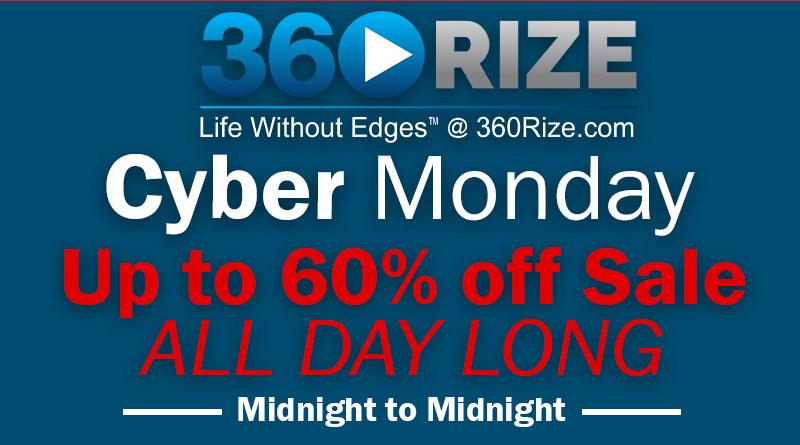 360Rize Cyber Monday