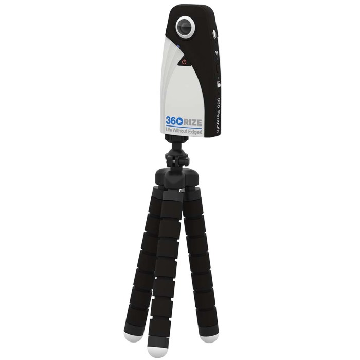 360Penguin with Flexible Tripod